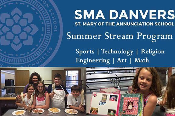 Saint Mary's Summer Program in Danvers Massachusetts