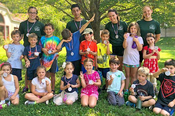 Summer Camp at Glen Urquhart School in Beverly MA