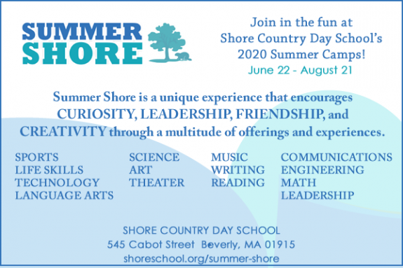 Shore Country Day School Summer Programs