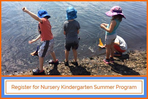 Nursery Kindergarten Summer Program at Waldorf School Moraine Farm