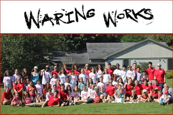 WaringWorks and WaringWorks Jr. at Waring School, Theater, Visual Arts, Science, Soccer