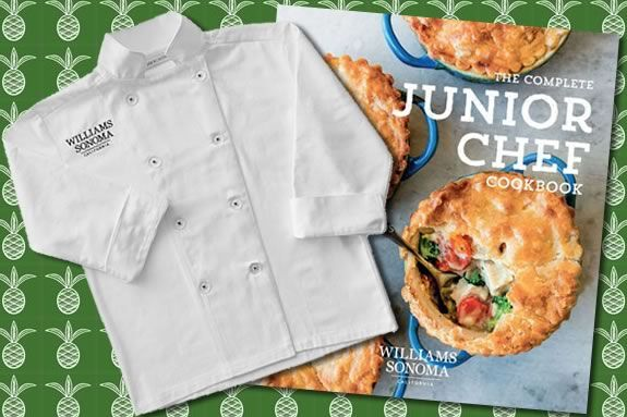 3f8fb635312 Williams Sonoma has cooked up two sessions of Summer camp for the Junior  Chefs in your family. Session 1 - Cooking and Baking runs July 23rd - 26th  and ...