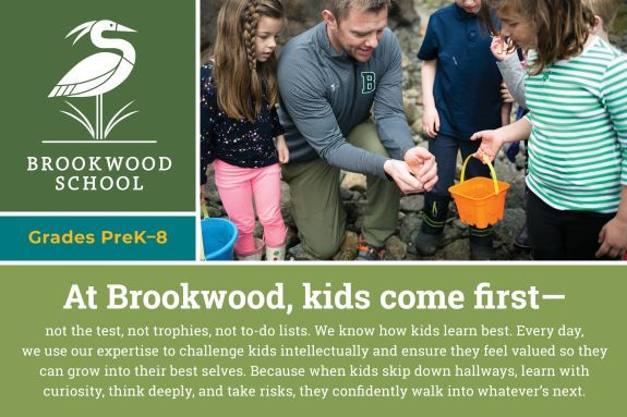 Brookwood School Admission Open House in manchester Massachusetts