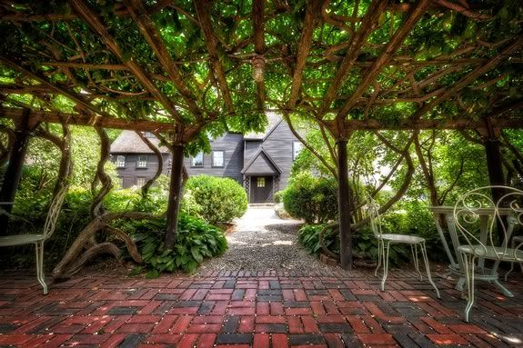 Come to the House of Seven Gables for a Trails & Sails event that focuses on the