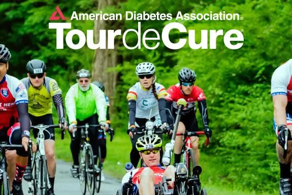 When you register for the North Shore Tour de Cure you become a part of the American Diabetes Association's largest fundraising event.