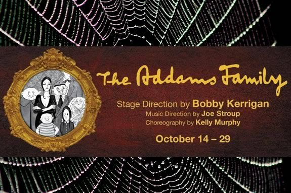 Addams Family at Hamilton Wenham Community House