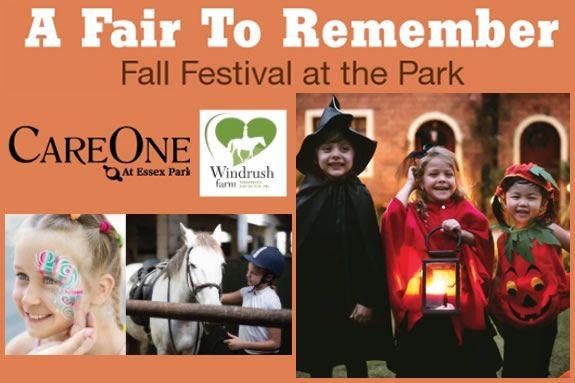 Care One at Essex Park Windrush Farm Fall Festival