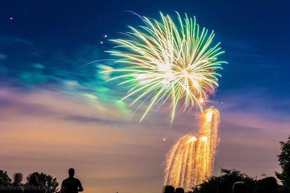 Amesbury MA Amesbury Days Fireworks and Music