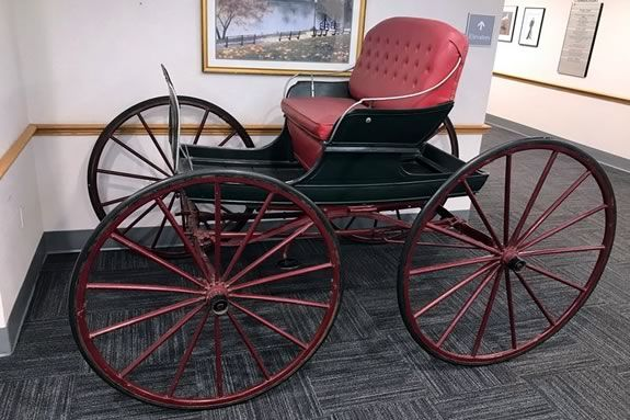 Open House at the Amesbury Carriage Museum Massachusetts