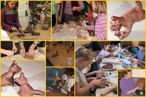 Ann McCrae has 30 + years of art teaching experience.