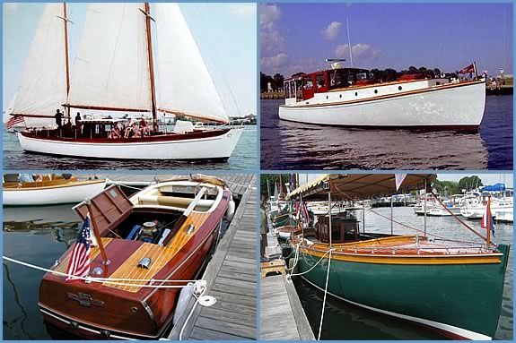 Have a chance to view and tour classic and antique boats in Salem with your fami