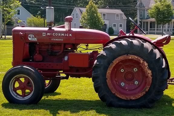 The Rowley Antique Tractor Contest has more than tractors!