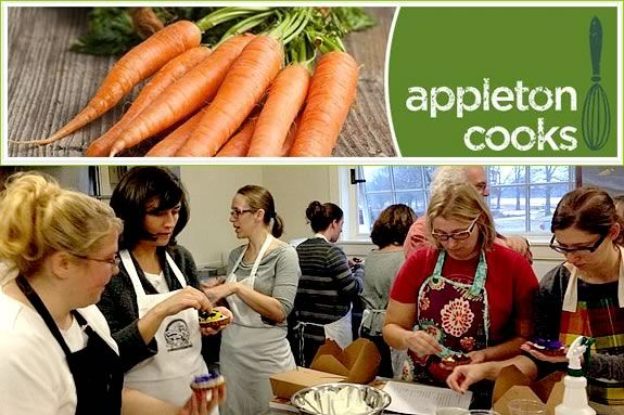Learn to cook some holiday favorites like a pro from a pro at Appleton Farms!
