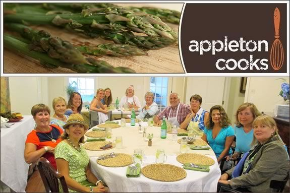 Moms can enjoy a Mother's Day Brunch at this 'Appleton Cooks' Session at The Tru