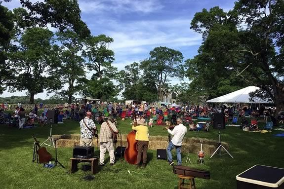 Graze the North Shore Food Festival at The Trustees of Reservations' Appleton Farms in Ipswich Massachusetts