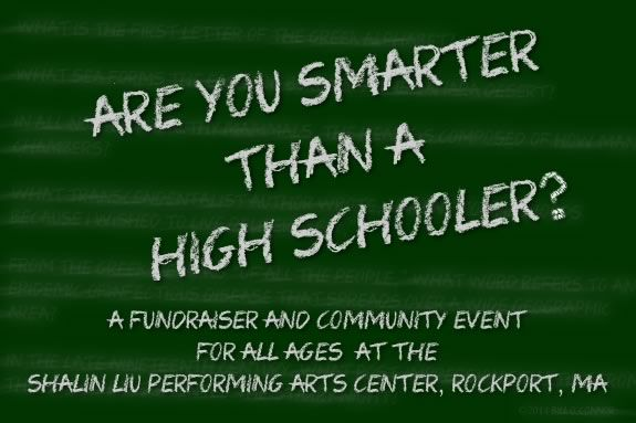 Join the Fun with Rockport High School's 'Are you smarter than a highschooler?'