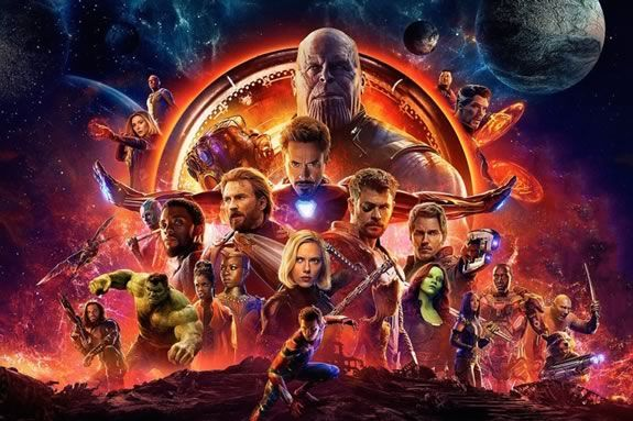 NPL offers a free showing of Avengers: Infinity War in advance of the new Avengers Movie