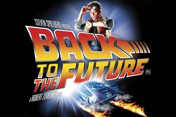 Got Back to the Future at Newburyport Public Library!