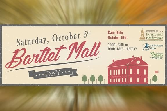Bartlet Mall Day is a fun family afternoon with live music hayrides and more in Newburyport Massachusetts