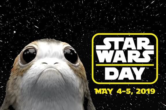 Star Wars Day Weekend at Boston Children's Museum - May the 4th be with you!