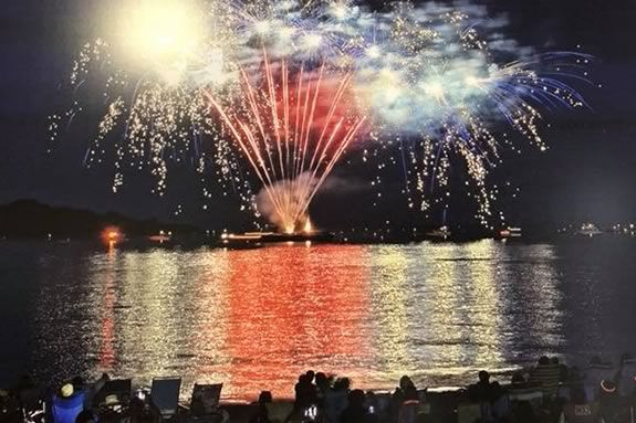 West Beach Fireworks, Parades and More on July 4. Celebrate July 4th in Beverly Farms!