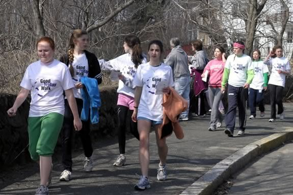 Join the Beverly Good Friday Walk and raise funds to benefit families in need on the North Shore!