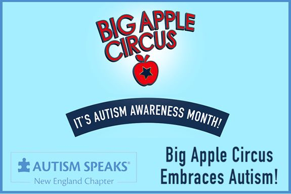 Big Apple Circus Boston at North Shore Mall in Peabody MA