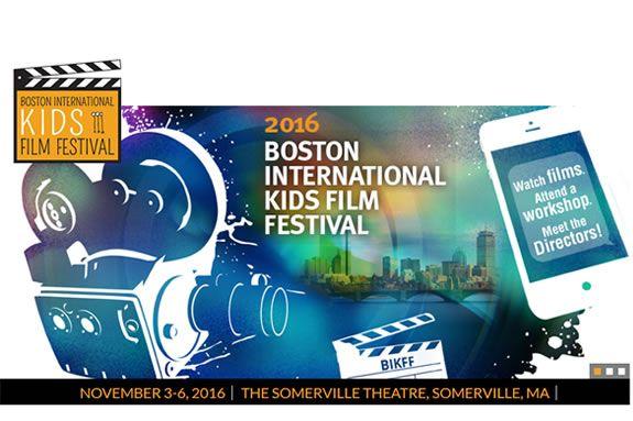 Annual Boston International Kids Film Festival