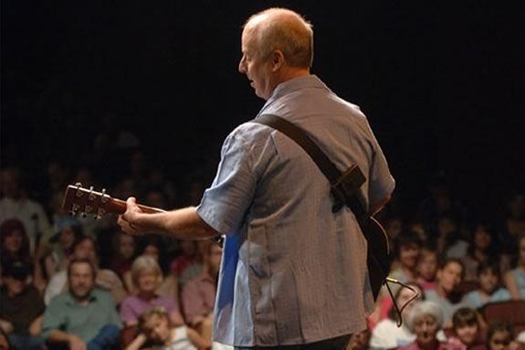 Bill Harley - Newbury MA family concert