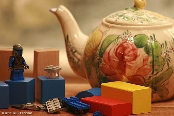 LEGOs and Tea at the Essex Shipbuilding Museum!