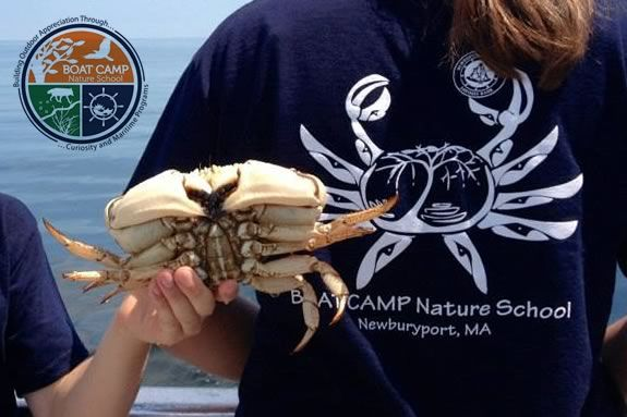 Boat Camp Nature School will be at the Emma Andrews Library!