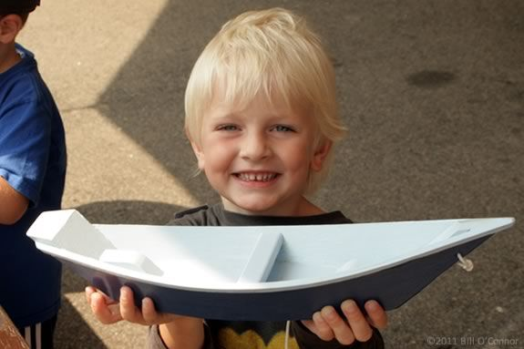 Kids preK-1st grade will learn about boats during this February Vacation program