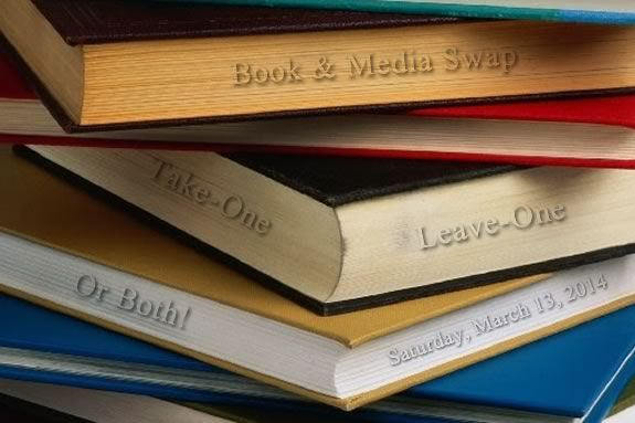 Salem Recycles is offering folks a chance to drop off old books and swap them fo