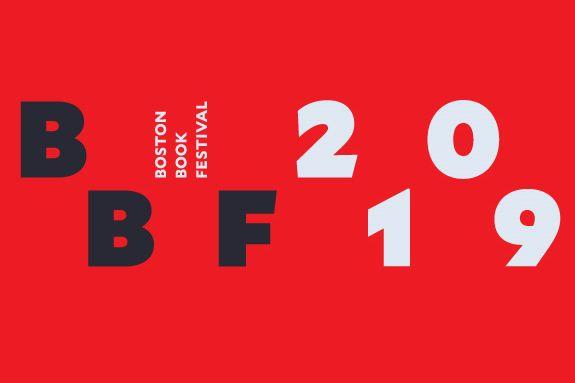 Boston Book Festival 2019. Kate DiCamillo