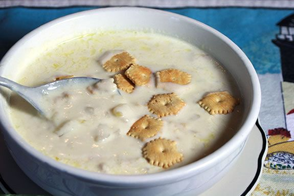 Sample some of the best chowder in the world at the Ipswich Chowder Festival!