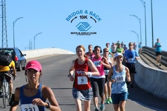 The Bridge and Back 10k benefits the Boys and Girls Club of Greater Salem