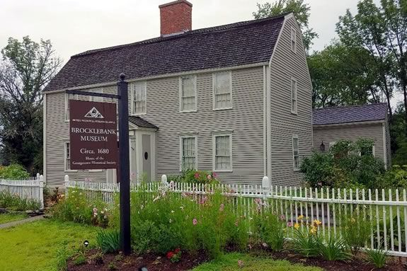 Explore the Brocklebank Museum in Georgetown as part of Trails and Sails!