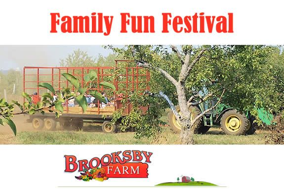 Brooksby Farm in Peabody