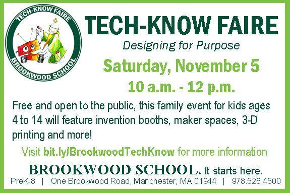 Brookwood School Tech-Know Faire