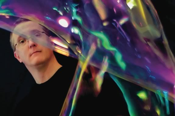 Bubbleology enchants audiences of all ages with the art and science of bubbles.