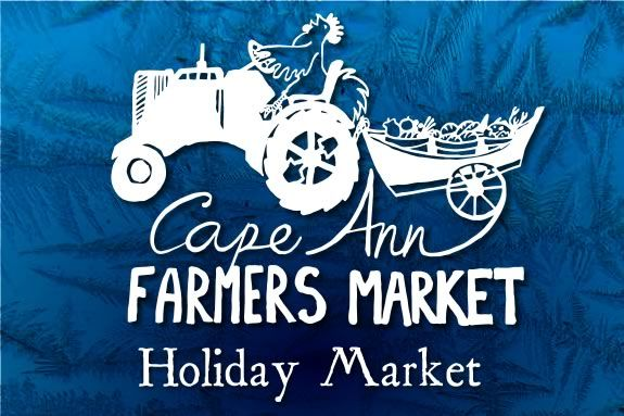 Come tot he CAFM Holiday Market in Gloucester and stock up on locally made food and gifts!