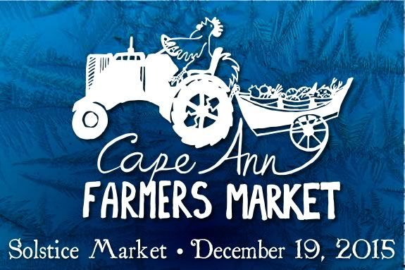 Cape Ann Farmers' Market will offer a great opportunity to pack your cupboard wi