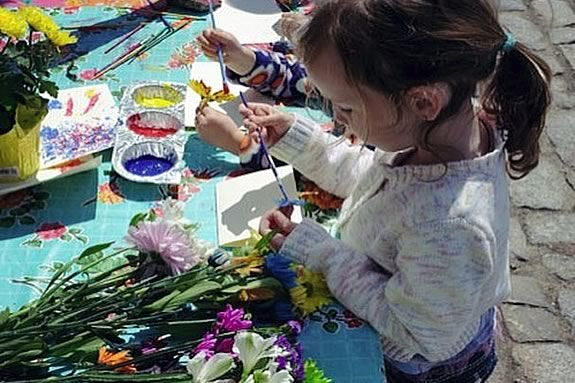 Cape Ann Museum has some great April Vacation programs for pre-school aged kids!
