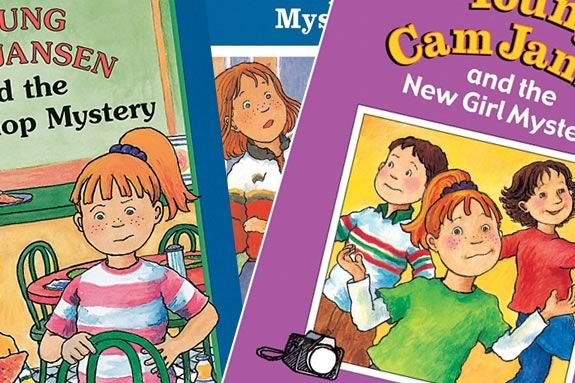 Kids will meet Cam Jansen Illustrator SUSANNA NATTI at Cape Ann Museum in Gloucester