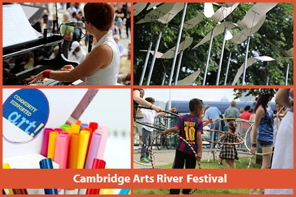 Cambridge Arts River Festival 2017