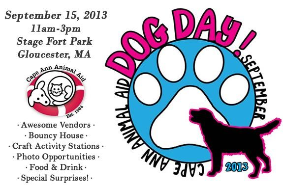 Come test your dog's agility and celebrate pets and family at Stage Fort Park