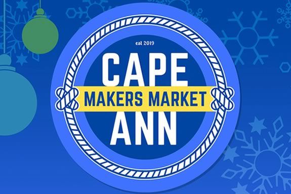 Enjoy a unique holiday shopping experience at the Cape Ann Makers Holiday Market 2019 Holiday Market in Gloucester Massachusetts