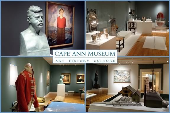 Cape Ann Museum celebrates their newly renovated space with FREE Admission!