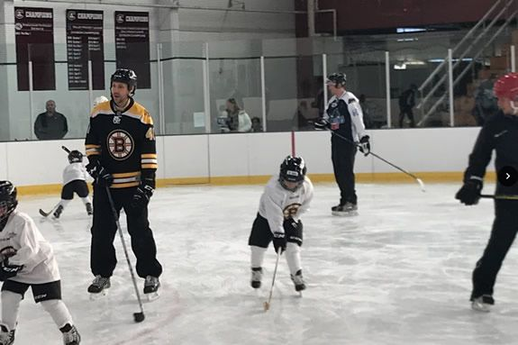 Youth Hockey, Cape Ann Youth Hockey, Gloucester Rink Learn to Skate