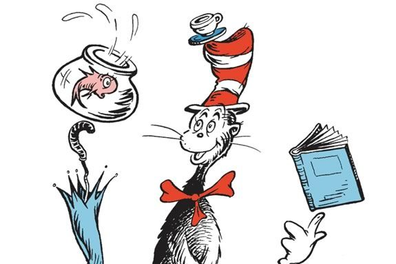 Come enjoy some interactive fun with Carole finn-Weidman as she perfroms Cat in the Hat at Danvers Library!